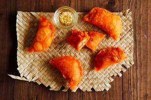 philippine Ilocos empanadas